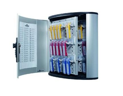 Design sleutelkast met cijferslot voor 36 sleutels Durable 1966-23