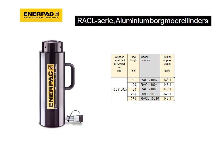 Enerpac RACL1002 Aluminium borgmoercilinder