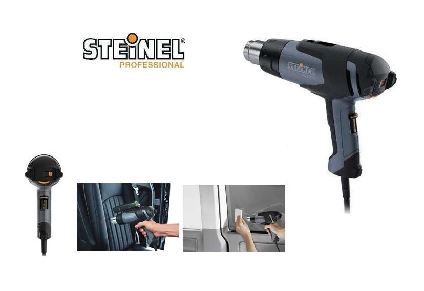 Steinel HG 2120 E Heteluchtpistool 2200W 80-630 grad.C