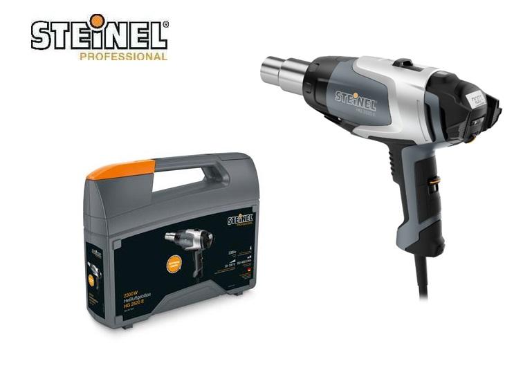 Steinel HG2520E KF Heteluchtpistool in koffer