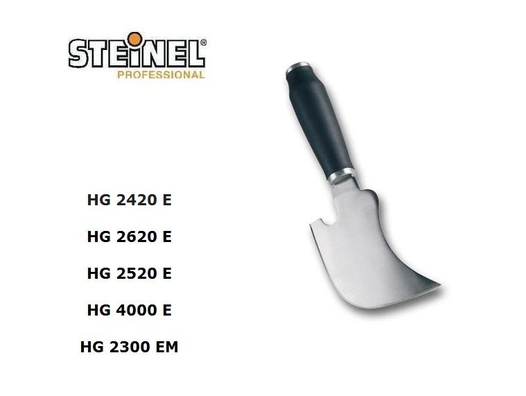 Steinel sikkelmes van gegoten staal