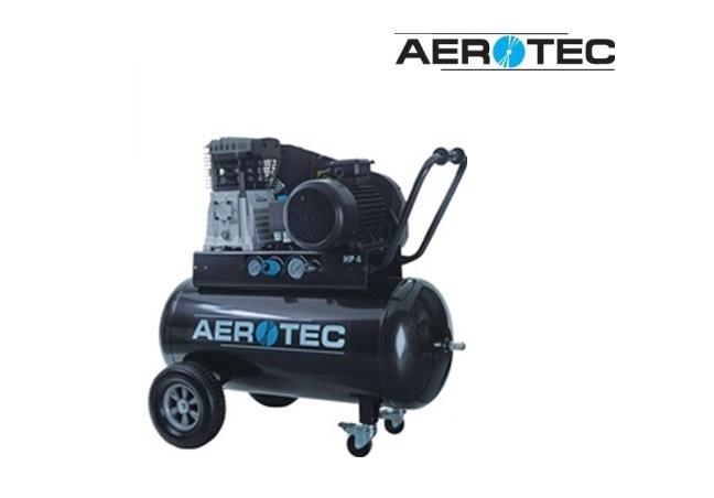 Compressor 600-90 TECH 600L/375L/90L/10bar/3,0kW verrijdbaar 400V