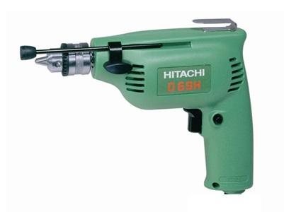 Boormachine D6SH 6,5mm/240W Hitachi 93101071