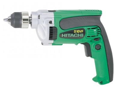 Boormachine D10VF 10mm/710W Hitachi 93102961