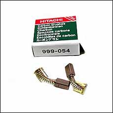 Hitachi Koolborstel set Hitachi 999054 5X6X11,5 Hitachi