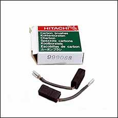 Hitachi koolborstelset Hitachi 999067