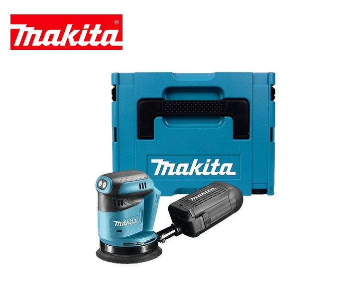 Makita DBO180ZJ 18 V Excenter schuurmachine