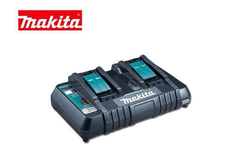 Makita Oplader DC18RD 7,2-18V 2-Batteries 5,0Ah