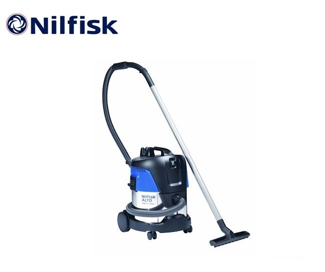 Nilfisk AERO 21-01 PC INOX nat-droogzuiger