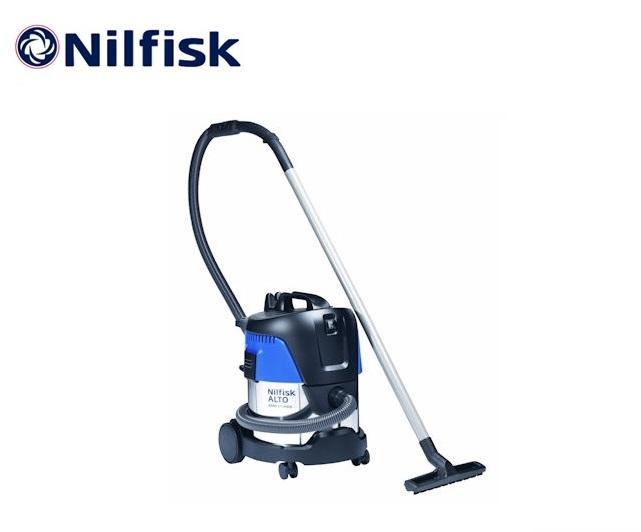 Nilfisk AERO 21-21 PC INOX nat-droogzuiger