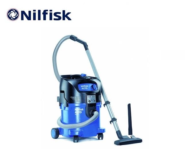 Nilfisk ATTIX30-01 PC Stof- en Waterstofzuiger
