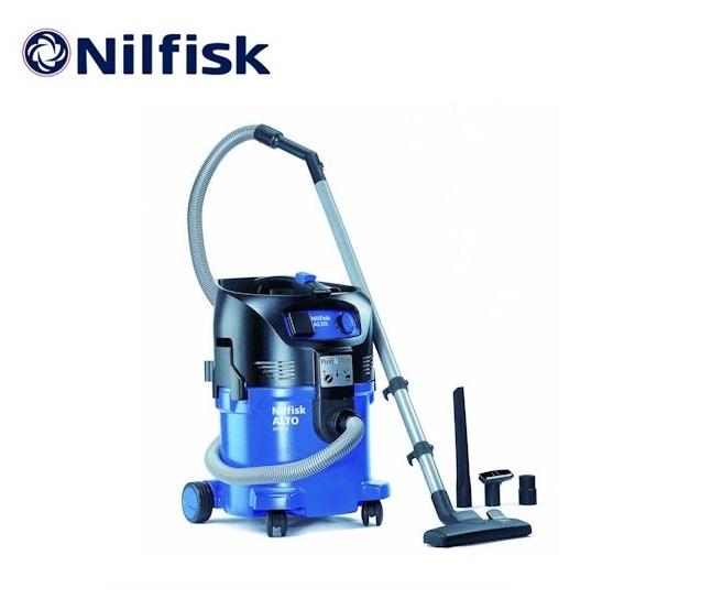 Nilfisk ATTIX 30-11 PC Stof- en Waterstofzuiger