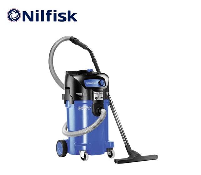 Nilfisk ATTIX 50-01 PC nat-droogzuiger