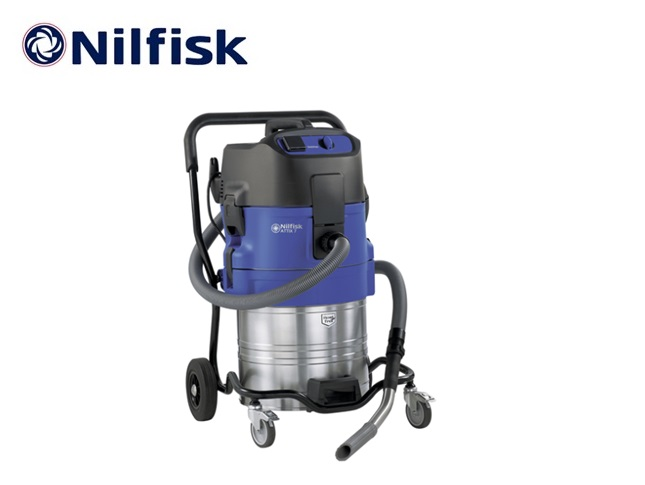 Nilfisk ATTIX 751-21 nat-droogzuiger