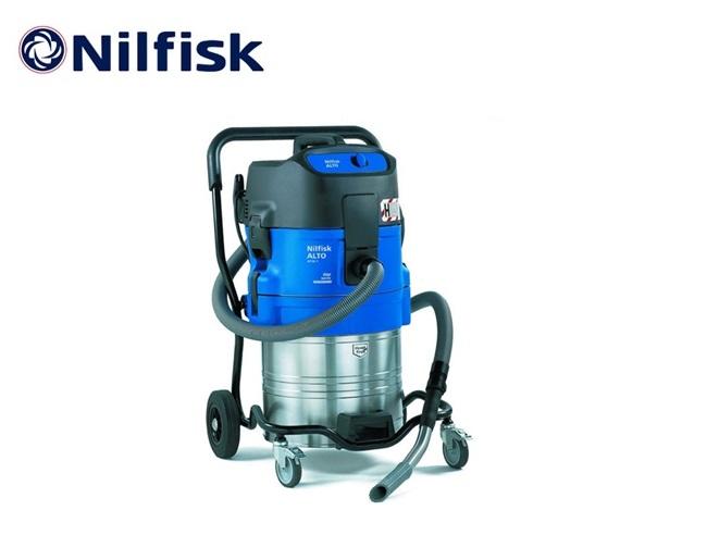 Nilfisk ATTIX 761-21 XC nat-droogzuiger