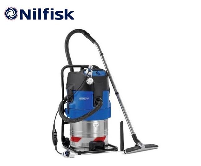 Nilfisk ATTIX 751-71 MWF nat-droogzuiger