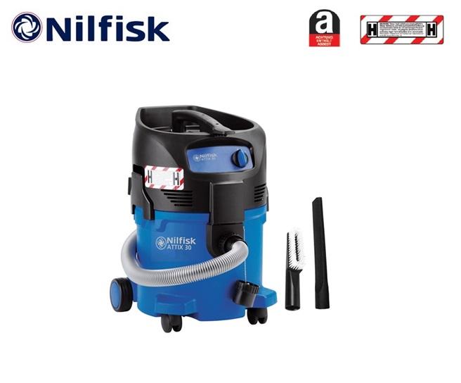 Nilfisk ATTIX 30-0H Industriële veiligheidszuigers