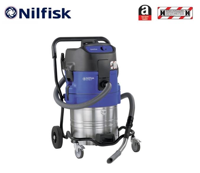 Nilfisk ATTIX 751-0H Industriële veiligheidszuigers