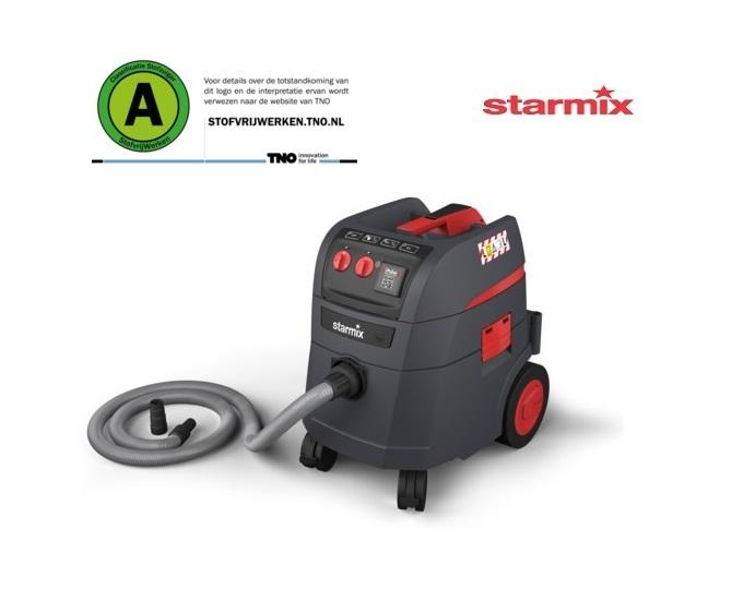 Stofzuiger Starmix ISP iPulse ARDL-1635 EW