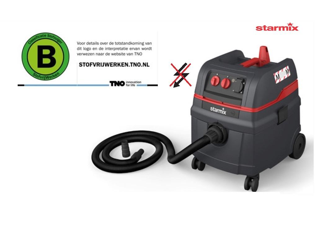 Waterstofzuiger Starmix ISC ARM-1625 EWA