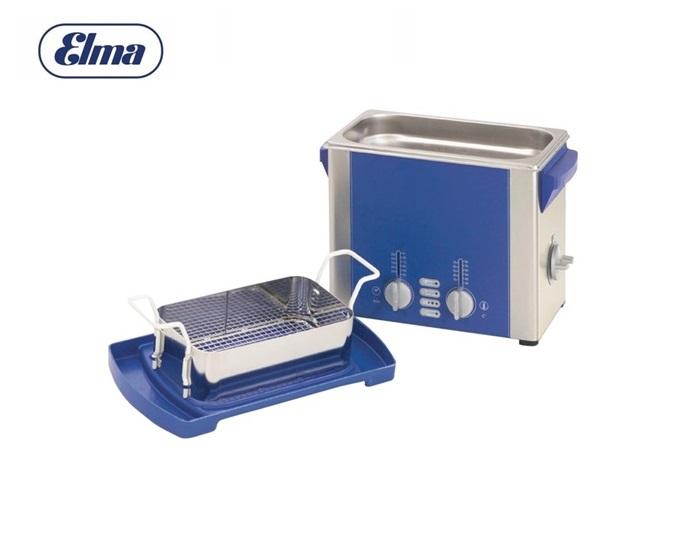 Ultrasone reiniger Elmasonic S30H voor 2,75 liter (220-240 V)