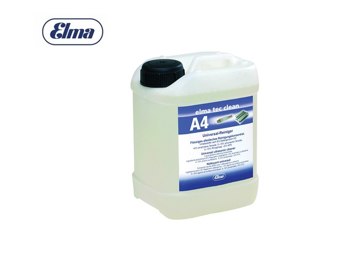 Elma Tec Clean A4 Universele reiniger 2,5 l