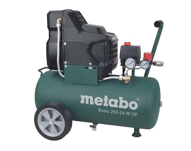Metabo Basic 250-24 W OF Compressor, Metabo 601532
