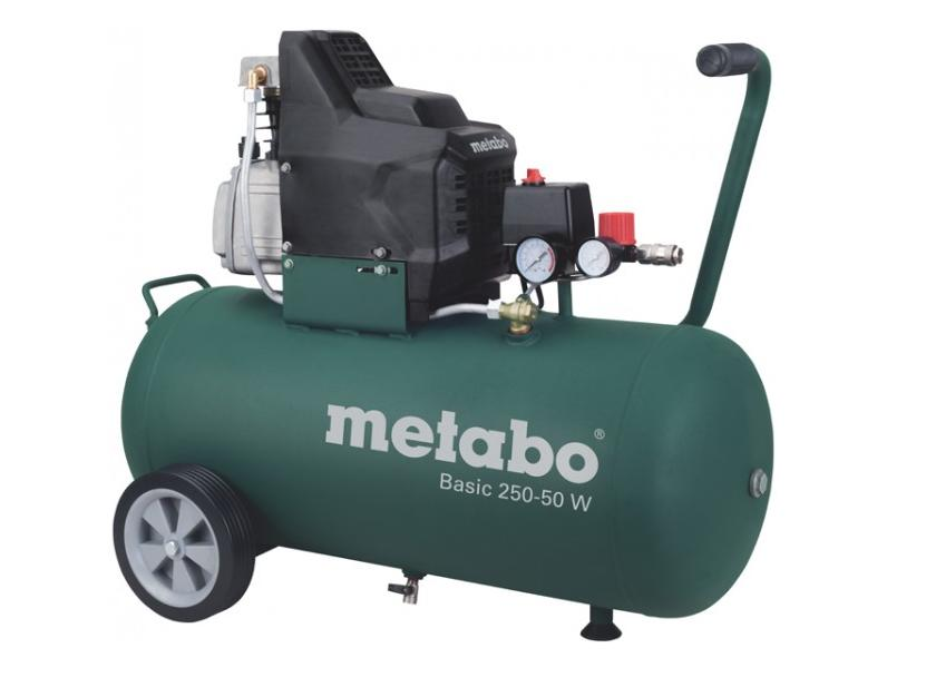 Metabo Basic 250-50 W Compressor, Metabo 601533