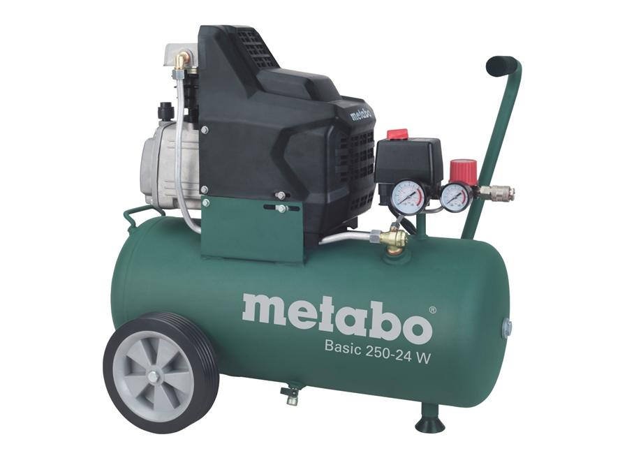 Metabo Basic 250-24 W Compressor, Metabo 601534