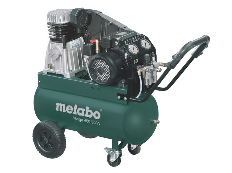 Metabo Mega 400-50 W Compressor Metabo 601536