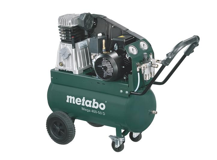 Metabo Mega 400-50 D Compressor Metabo 601537
