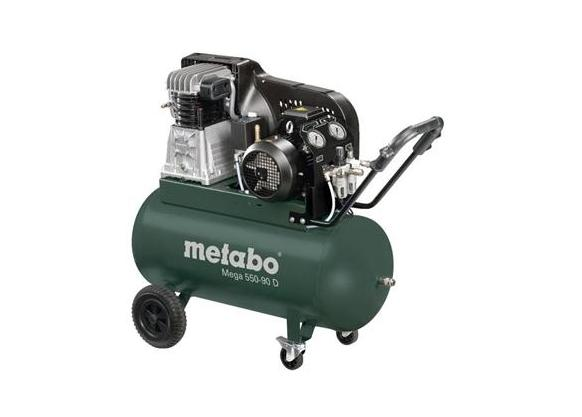 Metabo Mega 550-90 D Compressor Metabo 601540