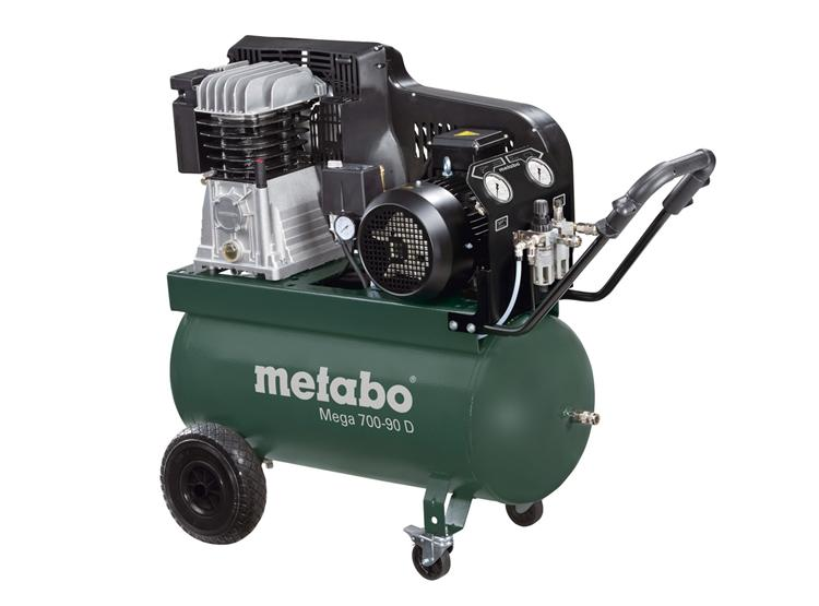 Metabo Mega 700-90 D Compressor Metabo 601542
