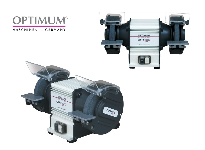 Dubbelslijpmachine GU 15 150x20x16mm 2850min-1 450W 230V