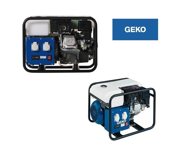 Professional Benzine Aggregaat 3001 E-AA/HHBA Geko 986211