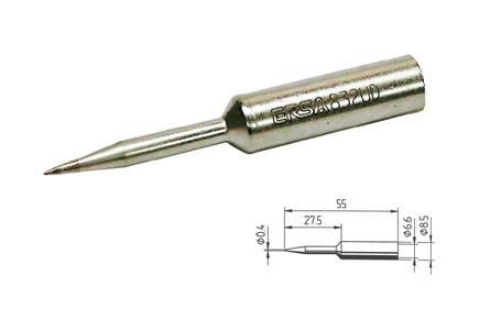 Ersa 832 UD LF Soldeerpunt Potloodvorm 0.4 mm ERSA 832 UD LF