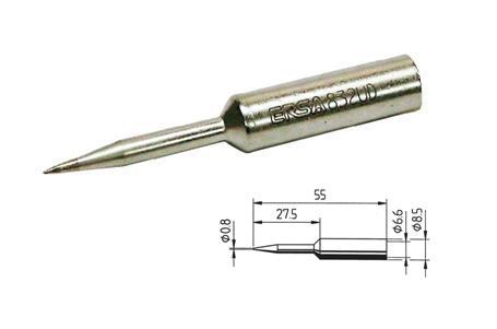 Ersa 832 SD LF Soldeerpunt Potloodvorm 0.8mm ERSA 832 SD LF