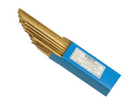Messing hardsoldeer G FH 21 DIN EN 1044 CU 303 Ø 2,5 mm