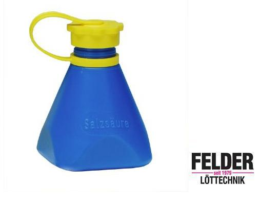 Zoutzuurreservoir blauw 150ml Felder 27120000
