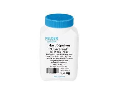 Hardsoldeerpoeder Universal DIN EN 1045 - FH 21, 250 g