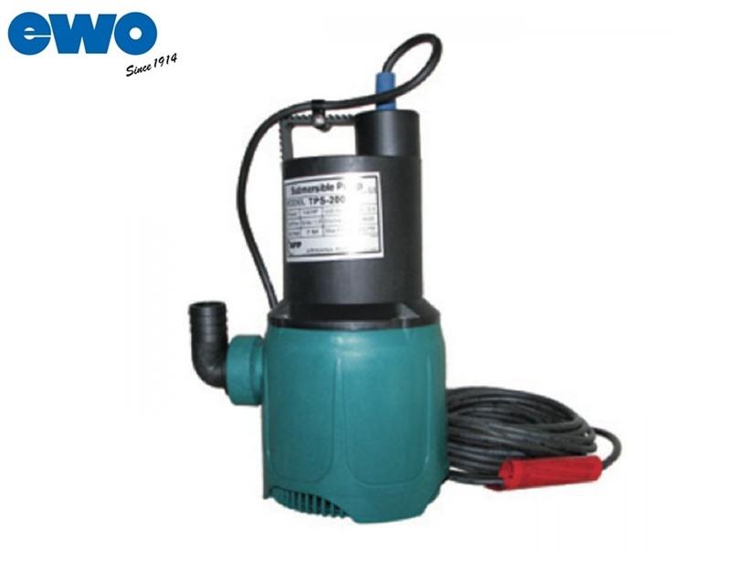 Dompelpomp TPV 200 0,19kW 8,4m³/h 230V