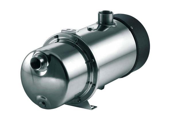 Reservoirpomp RVS X-JE 80B 0,8pk 3m3/h 230V Steelpumps