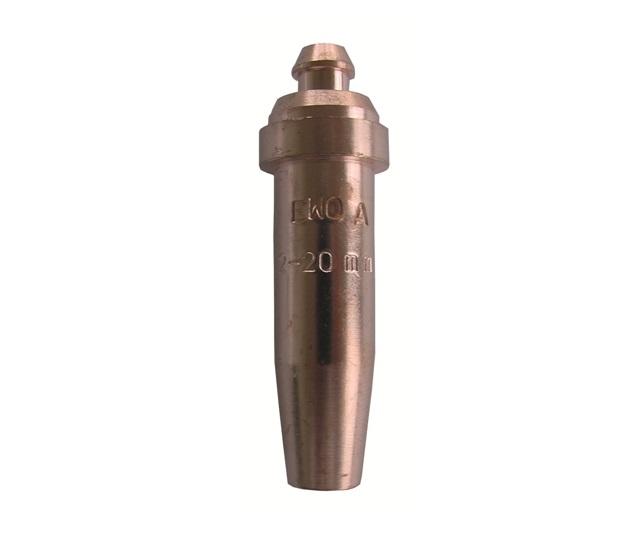 Snijpit Acetyleen 3-20mm Acetyleen-Zuurstof