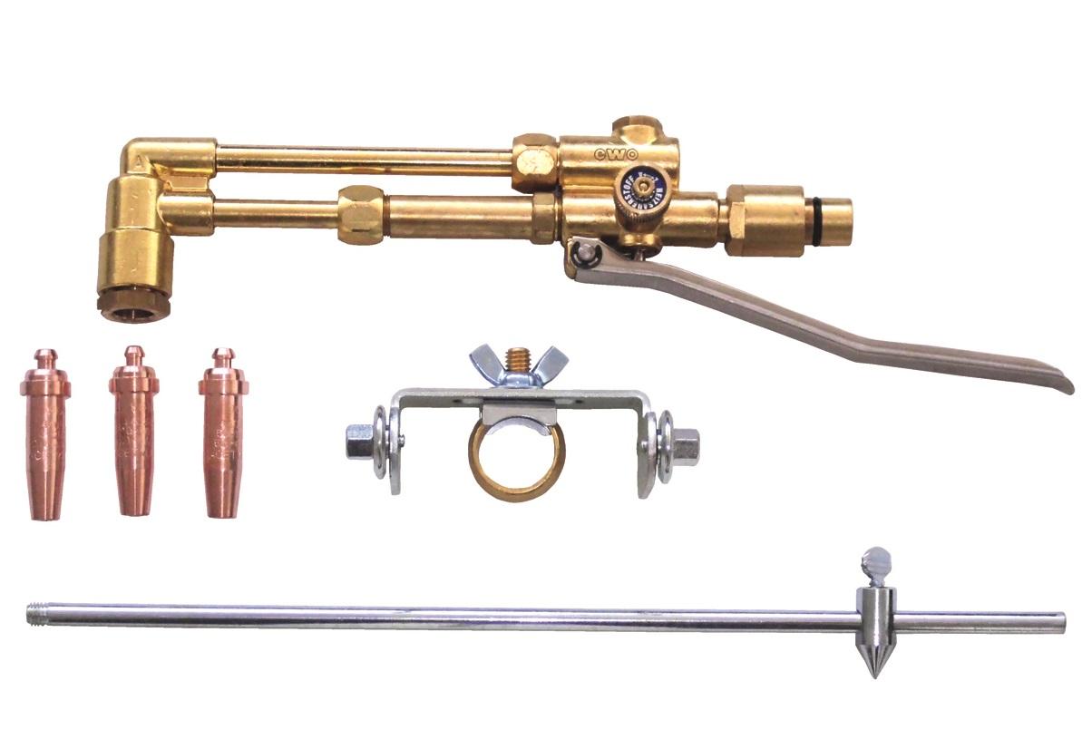 Snij inzetstuk Ø17mm 3-100mm met accessoires
