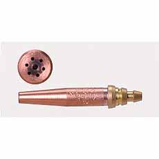 Snijmondstuk 102 HC 0-5 nozzle mix Acetyleen Koike 80011