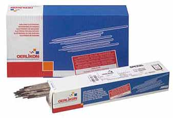 Staafelektrode 5,00 x450mm , FINCORD, OERLIKON