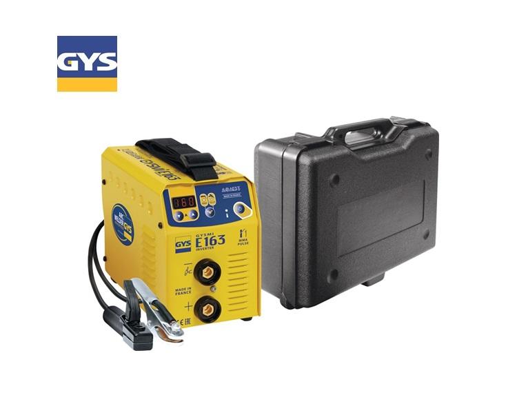 Elektroden-lasapparaat GYSMI E160 10 - 160 A 230/50/60V/Hz