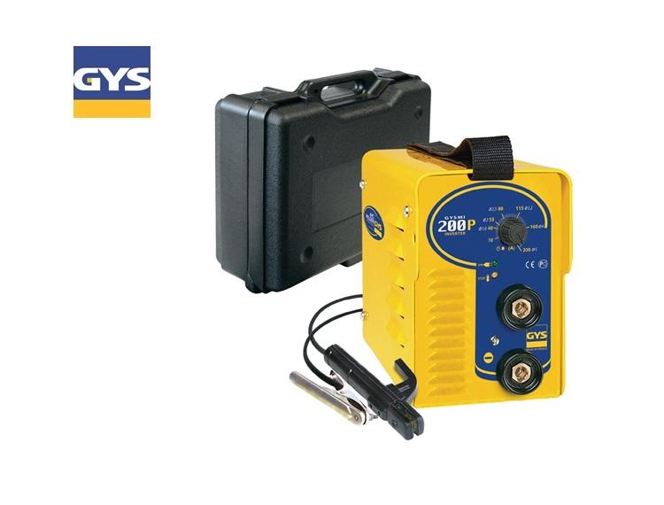 Elektroden-lasapparaat GYSMI 200P 10 - 200 A 230 / 50/60 V / Hz