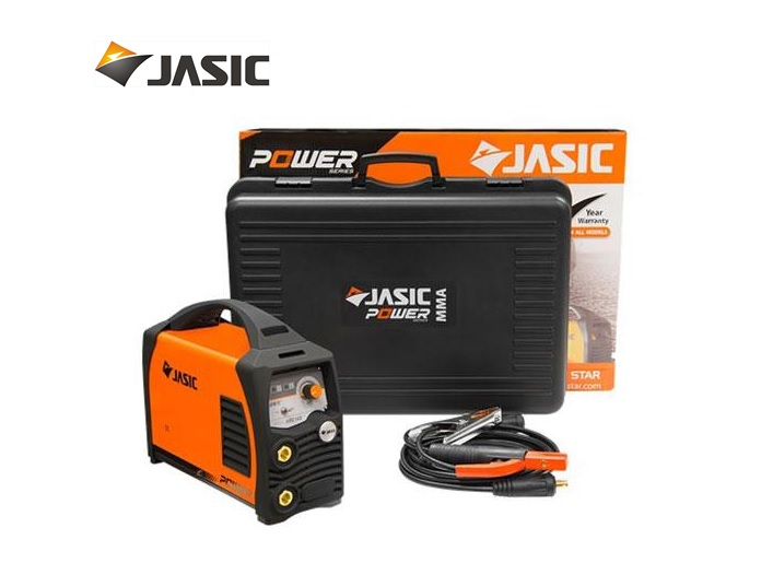 Jasic ARC 160 PFC Dual Voltage MMA/lift TIG - Elektrode Lasapparaat