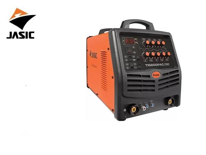 Jasic TIG 200P AC/DC Analog - TIG Lasapparaat AC/DC 230V